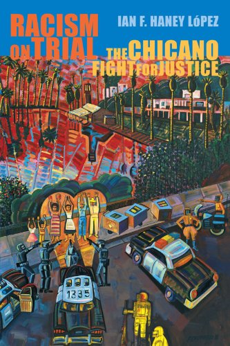 Racism on Trial The Chicano Fight for Justice  2003 edition cover