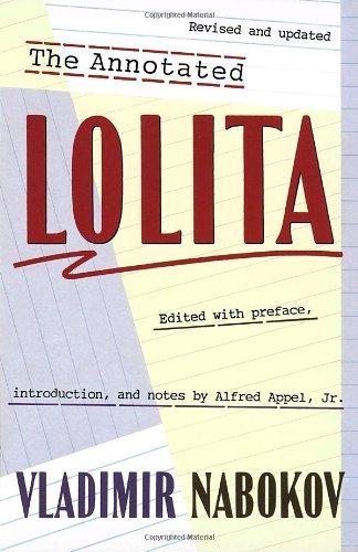 Lolita   1991 edition cover