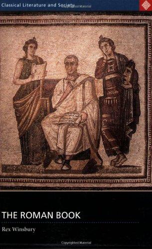 Roman Book   2009 edition cover