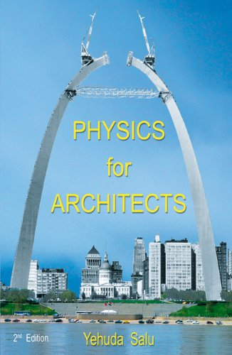 Physics for Architects 1st 2004 edition cover