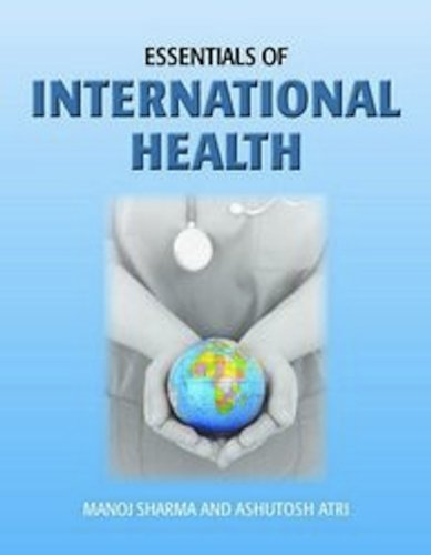 Essentials of International Health   2010 edition cover