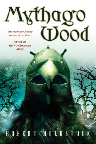 Mythago Wood   2003 (Revised) edition cover