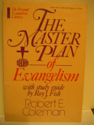 Master Plan of Evangelism  30th 1986 (Anniversary) edition cover