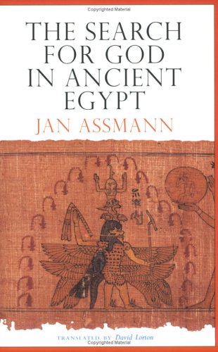 Search for God in Ancient Egypt   2001 edition cover