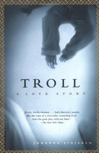 Troll A Love Story  2004 edition cover