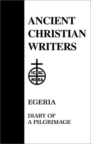 Egeria, Diary of a Pilgrimage  N/A edition cover