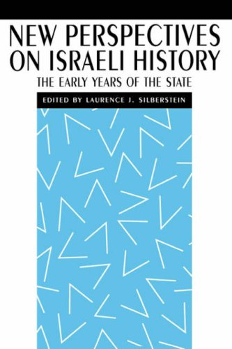 New Perspectives on Israeli History The Early Years of the State  1991 edition cover