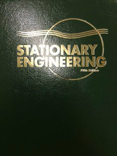STATIONARY ENGINEERING                  N/A edition cover