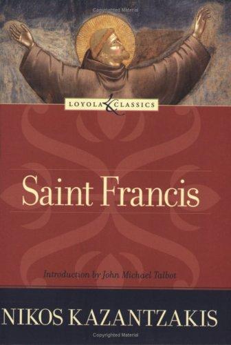 Saint Francis   2005 (Reprint) edition cover