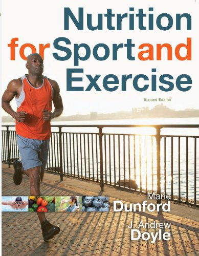 Nutrition for Sport and Exercise  2nd 2012 edition cover