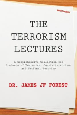 Terrorism Lectures  N/A edition cover