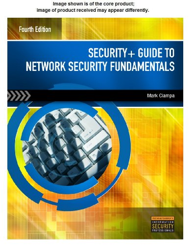 LabConnection on DVD for Security+ Guide to Network Security Fundamentals  4th 2011 edition cover