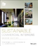 Sustainable Commercial Interiors  2nd 2014 edition cover