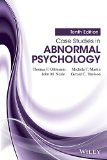Case Studies in Abnormal Psychology  10th 2015 edition cover