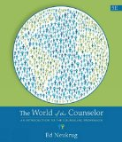 The World of the Counselor: An Introduction to the Counseling Profession  2015 edition cover