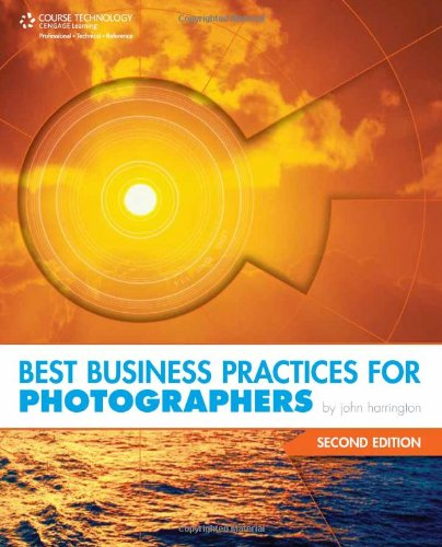 Best Business Practices for Photographers  2nd 2010 edition cover