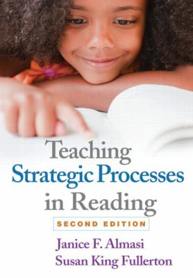 Teaching Strategic Processes in Reading, Second Edition  2nd 2012 (Revised) edition cover