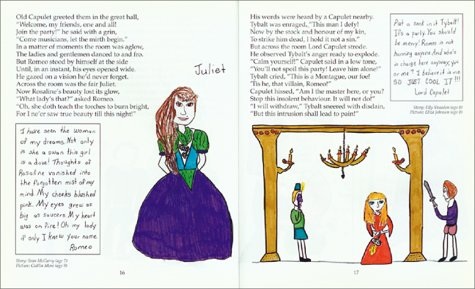 Romeo and Juliet for Kids   1998 edition cover
