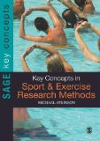 Key Concepts in Sport and Exercise Research Methods   2012 edition cover