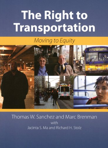 Right to Transportation Moving to Equity N/A edition cover