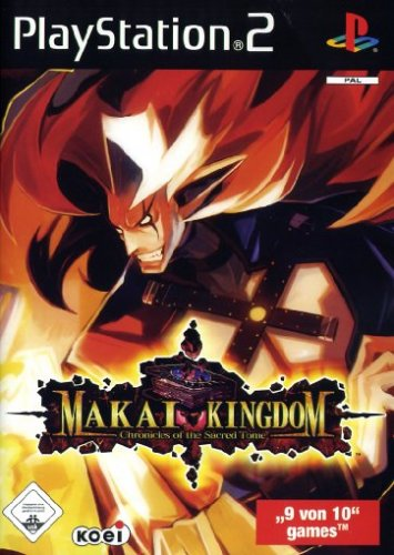 Makai Kingdom PlayStation2 artwork