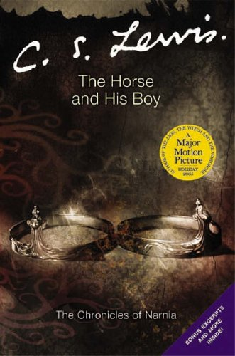 "The Horse and His Boy (""The Chronicles of Narnia"") N/A edition cover"