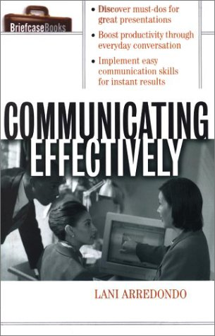 Communicating Effectively   2001 edition cover