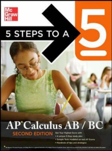 AP Calculus AB/BC  2nd 2007 (Revised) 9780071476294 Front Cover