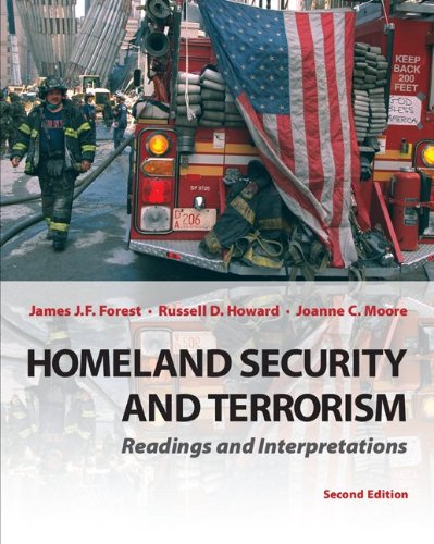 Homeland Security and Terrorism: Readings and Interpretations  2nd 2014 edition cover