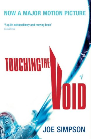 Touching the Void N/A edition cover