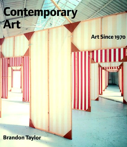 Contemporary Art Art since 1970  2005 edition cover