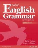 Basic English Grammar a:   2014 edition cover