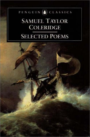 Samuel Taylor Coleridge Selected Poetry   2000 9780140424294 Front Cover