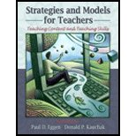 STRATEGIES+MODELS FOR TEACHERS 5th 2006 9780205471294 Front Cover