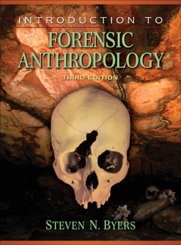 Introduction to Forensic Anthropology  3rd 2008 edition cover