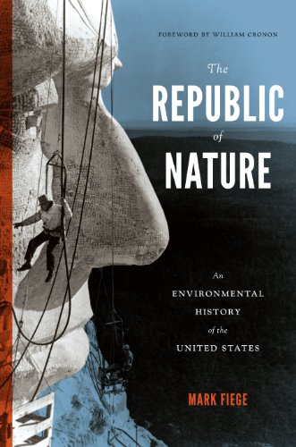 Republic of Nature An Environmental History of the United States  2013 edition cover