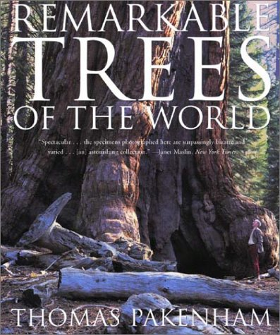 Remarkable Trees of the World   2002 edition cover