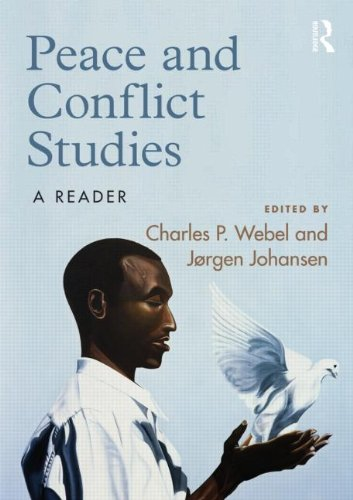 Peace and Conflict Studies A Reader  2012 edition cover