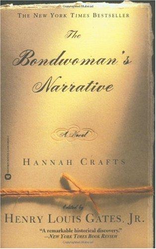Bondwoman's Narrative   2002 (Reprint) edition cover