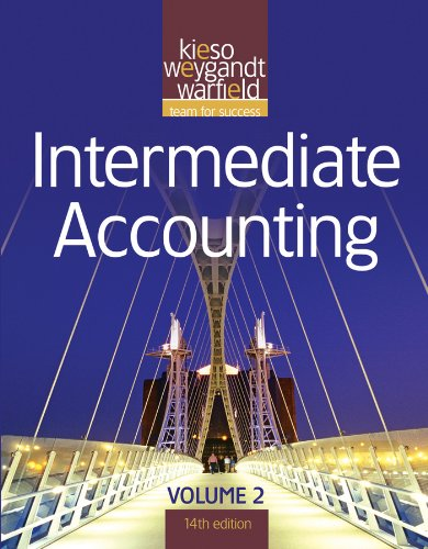 Intermediate Accounting  14th 2012 9780470587294 Front Cover