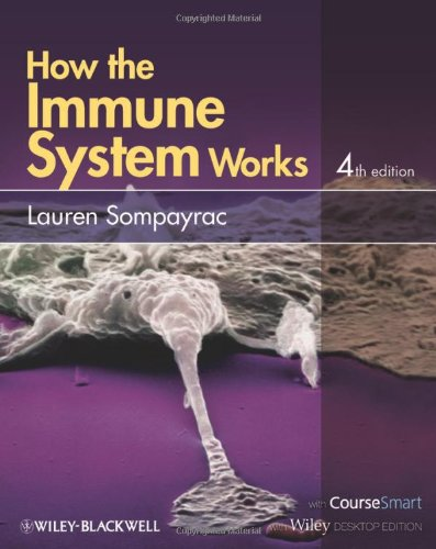 How the Immune System Works  4th 2012 9780470657294 Front Cover