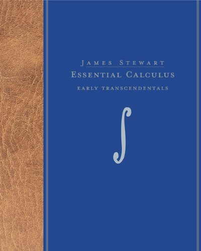 Essential Calculus Early Transcendentals  2007 edition cover