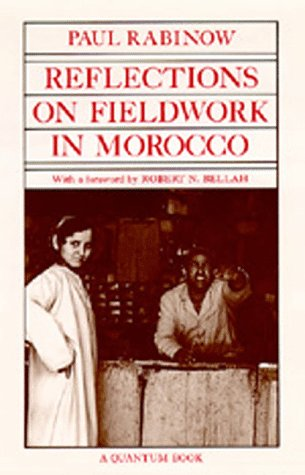 Reflections on Fieldwork in Morocco  N/A edition cover