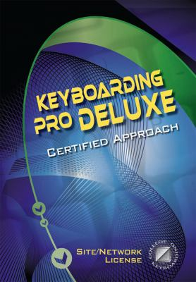 Keyboarding Pro Deluxe Certified Site License N/A 9780538731294 Front Cover