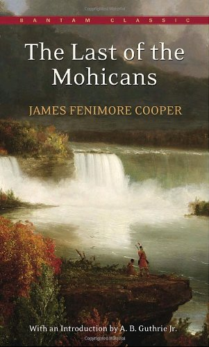 Last of the Mohicans   1989 (Reissue) edition cover