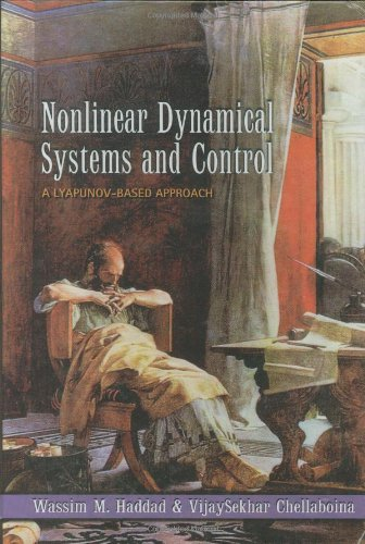 Nonlinear Dynamical Systems and Control A Lyapunov-Based Approach  2008 edition cover