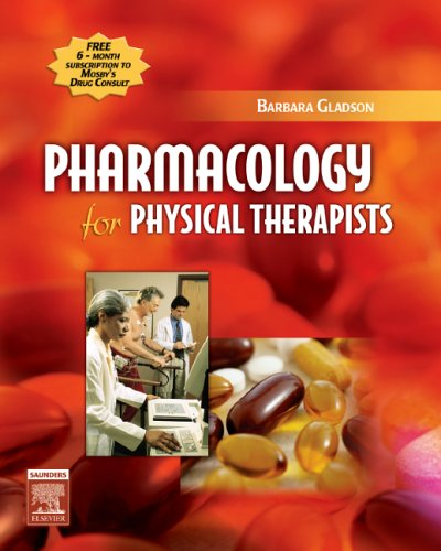 Pharmacology for Physical Therapists   2005 edition cover