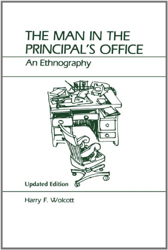 Man in the Principal's Office   2003 (Revised) edition cover