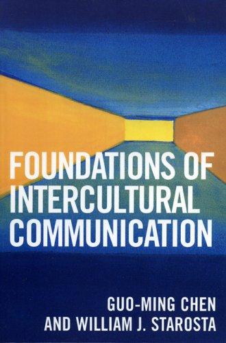 Foundations of Intercultural Communication  2nd 2005 (Revised) edition cover