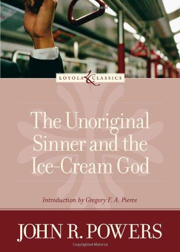 Unoriginal Sinner and the Ice-Cream God   2006 edition cover